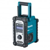 Makita DMR109 10.8v-18v LXT/CXT LI-ion Job Site Radio (Body only)