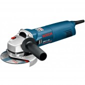 Bosch GWS 11-125 AVH Slim Grip Angle Grinder with Anti Vibration Handle 125mm / 5""