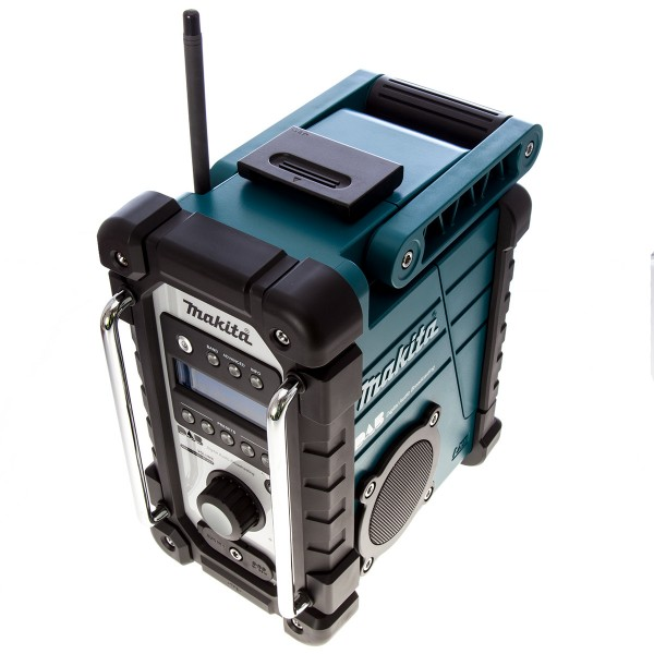makita dmr104 job site radio with dab exeter tool shop. Black Bedroom Furniture Sets. Home Design Ideas