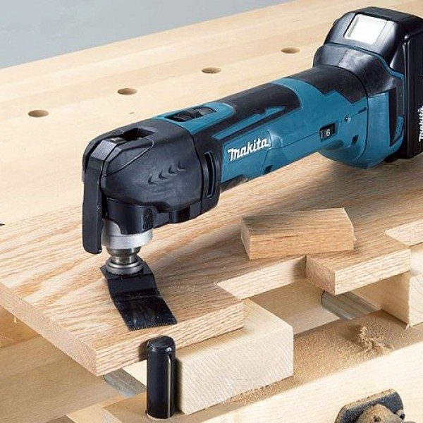 makita dtm51z 18v lxt multi tool body only exeter tool. Black Bedroom Furniture Sets. Home Design Ideas