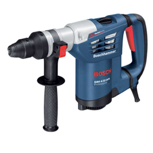 bosch gbh 4 32 dfr sds rotary hammer with qcc exeter. Black Bedroom Furniture Sets. Home Design Ideas
