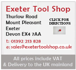 Contact Exeter Tool Shop