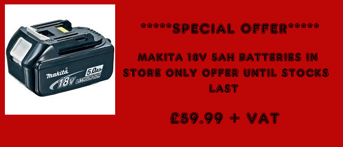 Exeter Tool Shop Offer