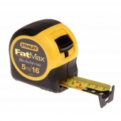 Stanley 0-33-719 5m/16ft FatMax Blade Armor Metric/Imperial Tape Measure with 32mm blade