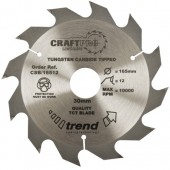 Trend CSB/19012 Craft Pro Circular Saw Blade