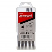 Makita 5 Piece SDS+Drill bit set D-03888