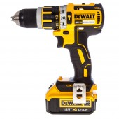 Dewalt DCD795M1 Combi Drill 18V XR Brushless Compact Lithium-Ion (1 x 4Ah Battery)