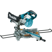 Makita DLS714Z Twin 18v Cordless Brushless Slide Compound Mitre Saw Body Only
