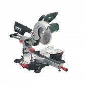 Metabo KGS216M 216mm Sliding Mitre Saw 1500 Watt