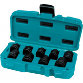 Makita Impact Socket Set P-46953