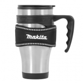 Makita P-72198 Stainless steel insulated mug with loop