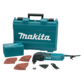 Makita TM3000CX4 Multi-Tool + 33 Accessories