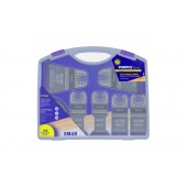 SMART Purple Series 7-Piece Multi Tool Blade Assortment Kit