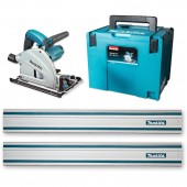 Makita SP6000J1 165mm Plunge Saw & Guide Rail (1.4 Metre)