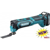 Makita TM30DWAE 10.8v CXT 2x2Ah Li-ion Multi-Tool Kit