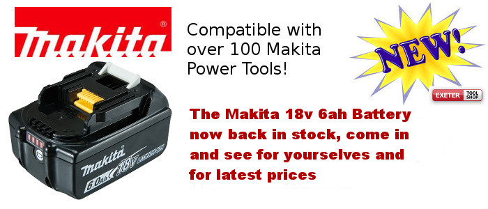 Makita power tools, Dickies & Makita workwear, Blade